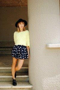 Blog-mode-paris-Look-jupe-daisy